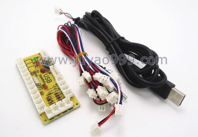 PC 单人USB摇杆芯片