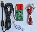 单人USB XBOX360主机 模拟按钮 摇杆芯片
