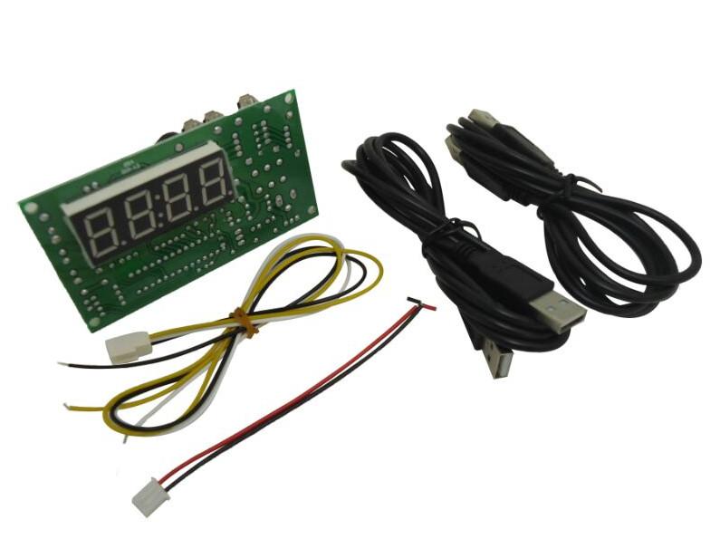 4位数USB时间计时板 时间控制器