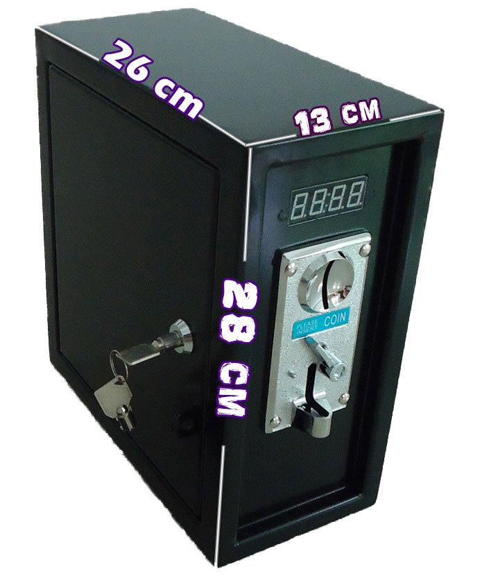 投币时间控制箱 投币计时箱 适用洗衣机 按摩椅等无人管理设备