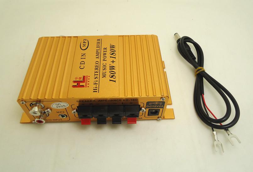 功放 声音放大器 音频调声器 游戏机配件