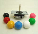 8 way type NC microswitch arcade game joystick for game machine, controller for game board