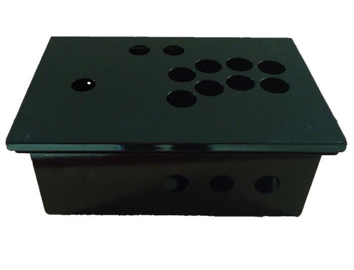 街机摇杆按钮控台 单人芯片控台空铁箱