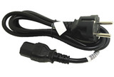 EU power cord 3*0.75 square