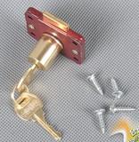 同号机箱锁 锁头 抽屉锁 锁匙