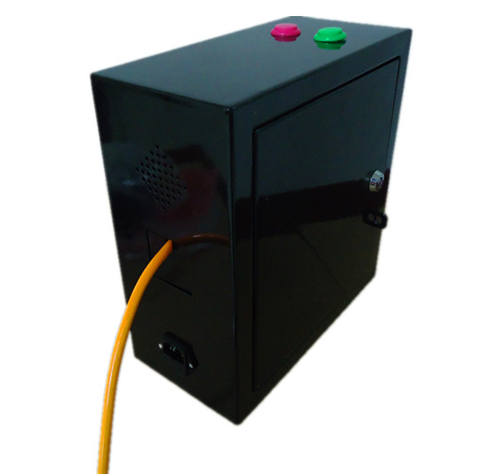 with push button coin operated Time Control box Power Supply with multi coin acceptor selector