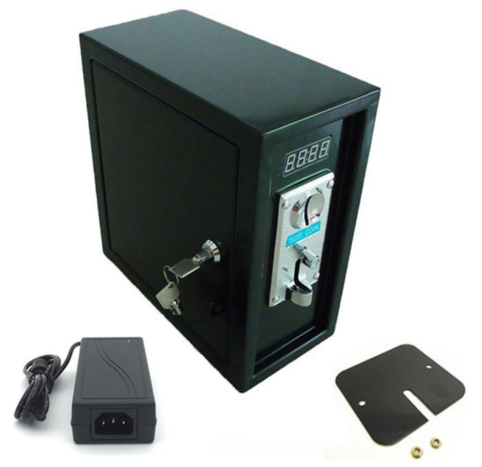 直流12V 48W 时间控制箱 时间计时箱 投币箱