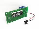 JY-20 coin operated Automatical power on and off Timer Control Board for 2 period times