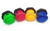 28型螺母式即插按钮 游戏机按钮 按钮开关