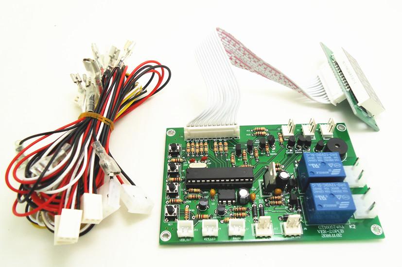 JY-13 时间计时板 二选一时间控制板 时间控制器