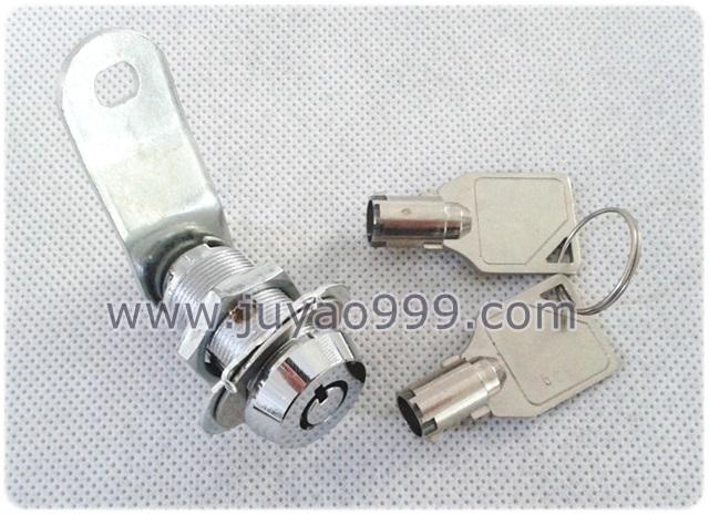 28mm 锌合金 门锁 抽屉锁 箱锁