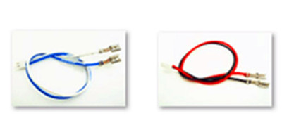 1捆50条 线材 2.8或4.8端子带护套 长度10公分