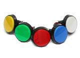 60MM平面斜面带灯按钮